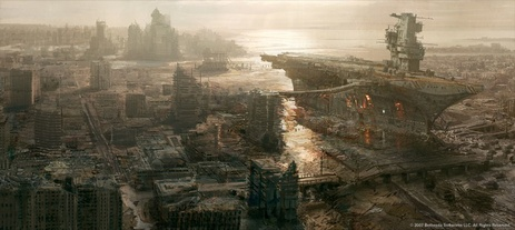 Fallout 3 - Carrier